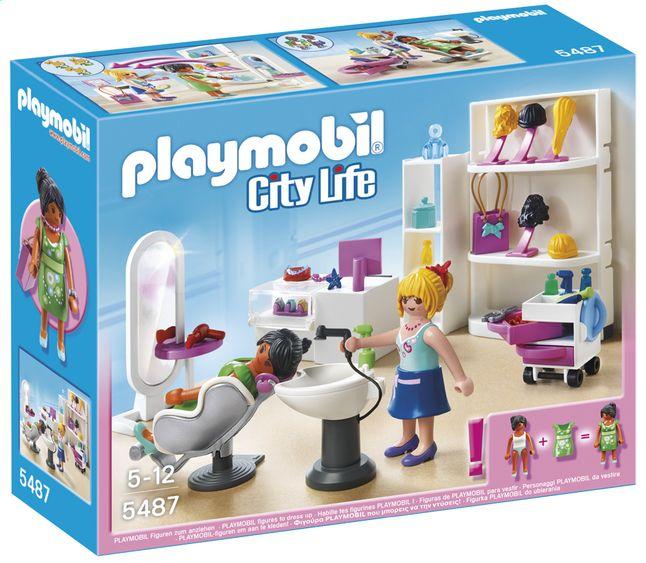 Playmobil City Life 5487 Schoonheidssalon Playmobil