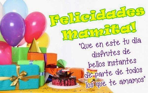 Imagenes Con Mensajes De Cumpleanos Para Mama ツ Imagenes Y Tarjetas Para Felicitar En Cump Happy Birthday Candles Happy Birthday Beer Spanish Birthday Wishes