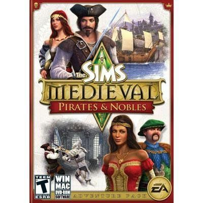 The SIMS Medieval Pirates & Nobles by Electronic Arts. $18.49. The SIMS Medieval: Pirates & Nobles PC. Save 53%!