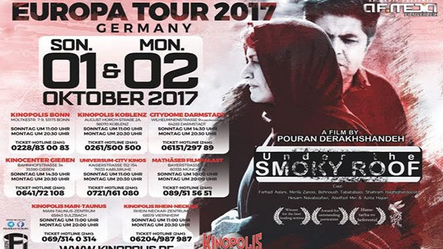 'Under the Smoky Roof' to be screened in 10 German cities