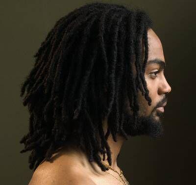 Astounding Dreads Updo And The Social On Pinterest Hairstyles For Men Maxibearus