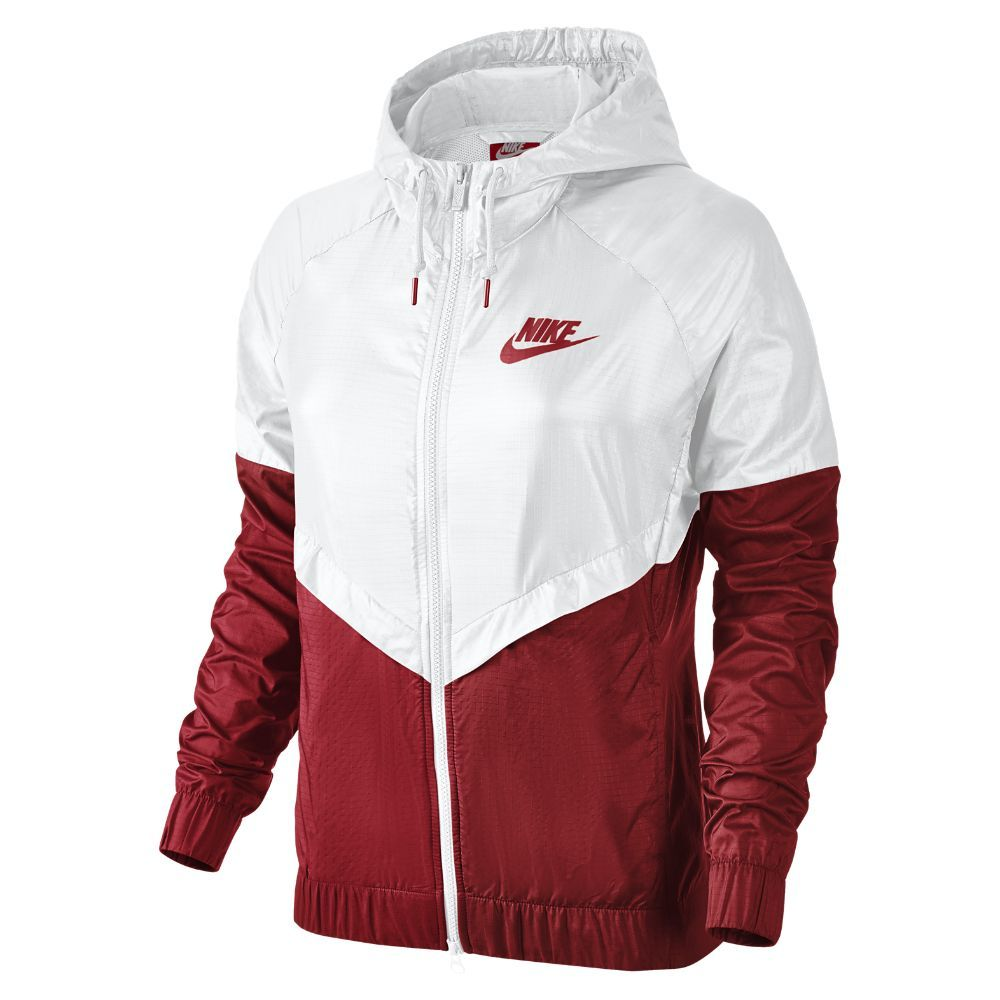 better cheap price fashion styles Nike Sportswear Windrunner Women's Jacket Size Large (White ...