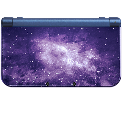 Galaxy Style New Nintendo 3ds Xl Is Now Available Gaming