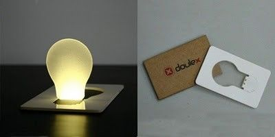 pocket light card The Pocket Card LED Light is the same size as credit card and requires no batteries or wires. The interior piece has an by mandragora.vallirana