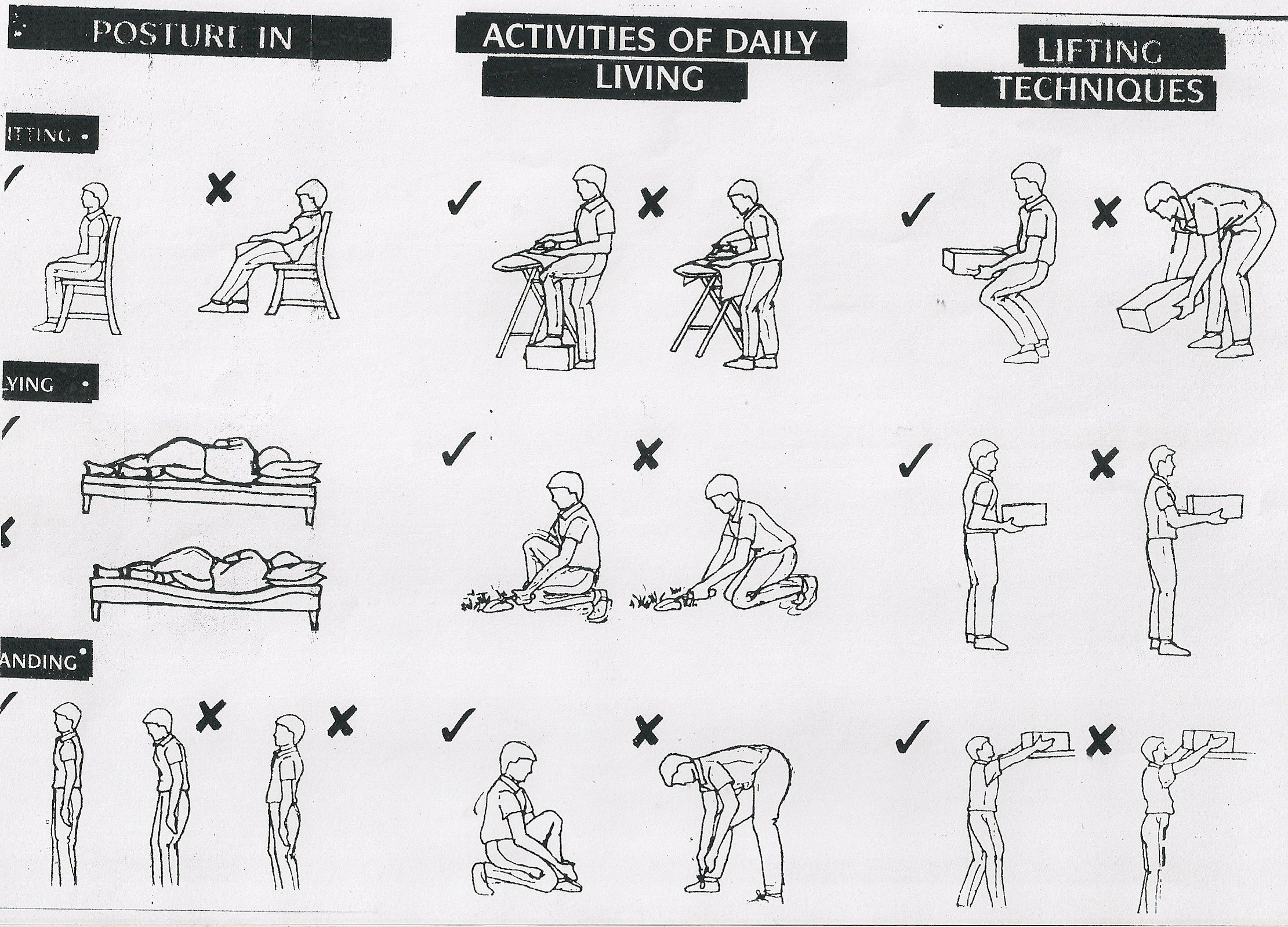 Choosing The Best Back Pain Exercises For Free And Natural Pain Relief