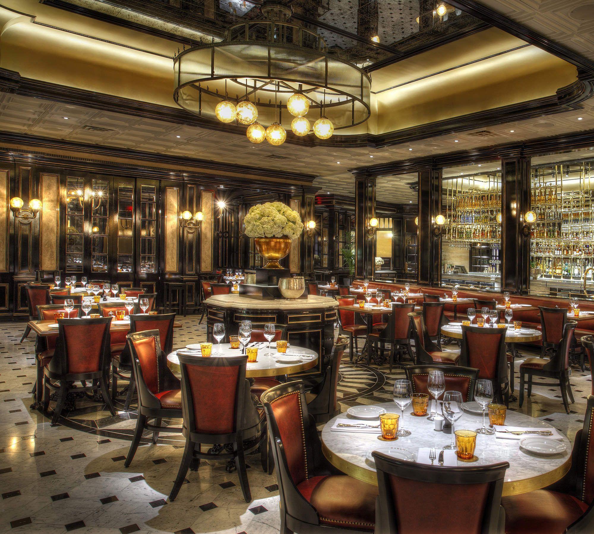 BARDOT Brasserie at ARIA... Thrillist's 11 Most Exciting New Restaurants on the Las Vegas Strip