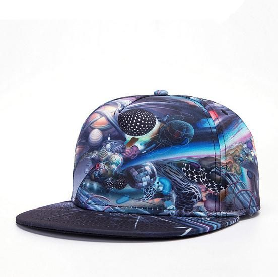 00e6f4c3810 Find More Baseball Caps Information about New 3D Print Fashion Colorful  Adjustable Baseball Cap Mens Summer