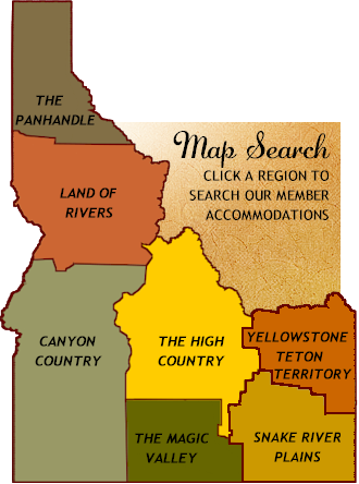 #Idaho Bed & Breakfast Association: Come Stay Awhile and Discover Idaho | Visitidaho.org