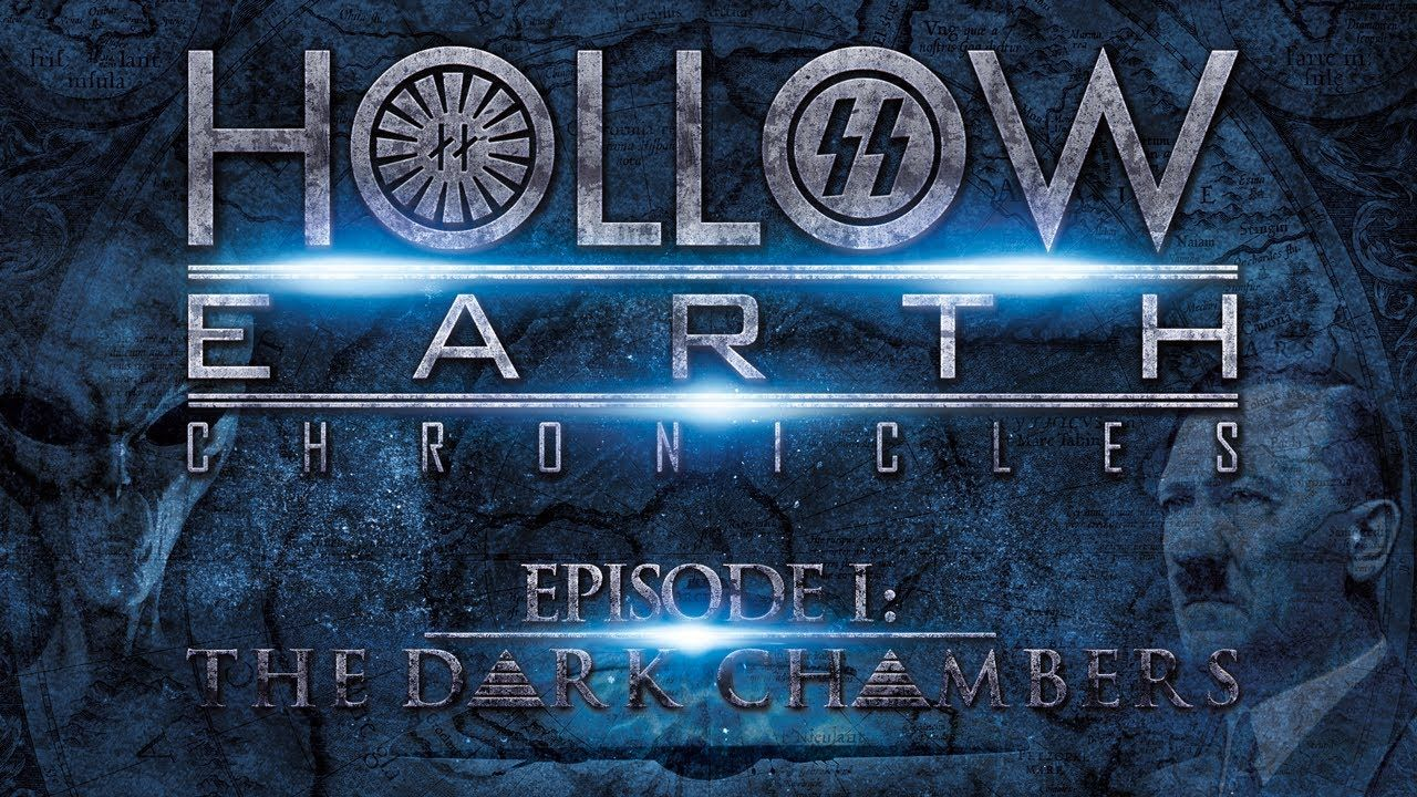 HOLLOW EARTH CHRONICLES: THE DARK CHAMBERS | Hollow earth, Earth, The  darkest