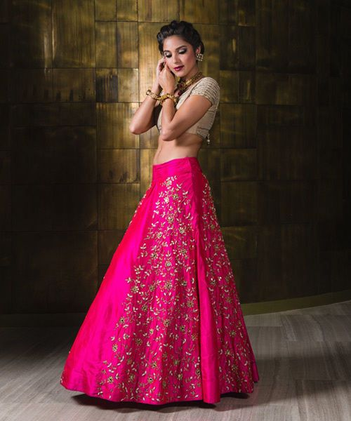 Details About Bollywood Indian Party Wear Bridal Lehenga
