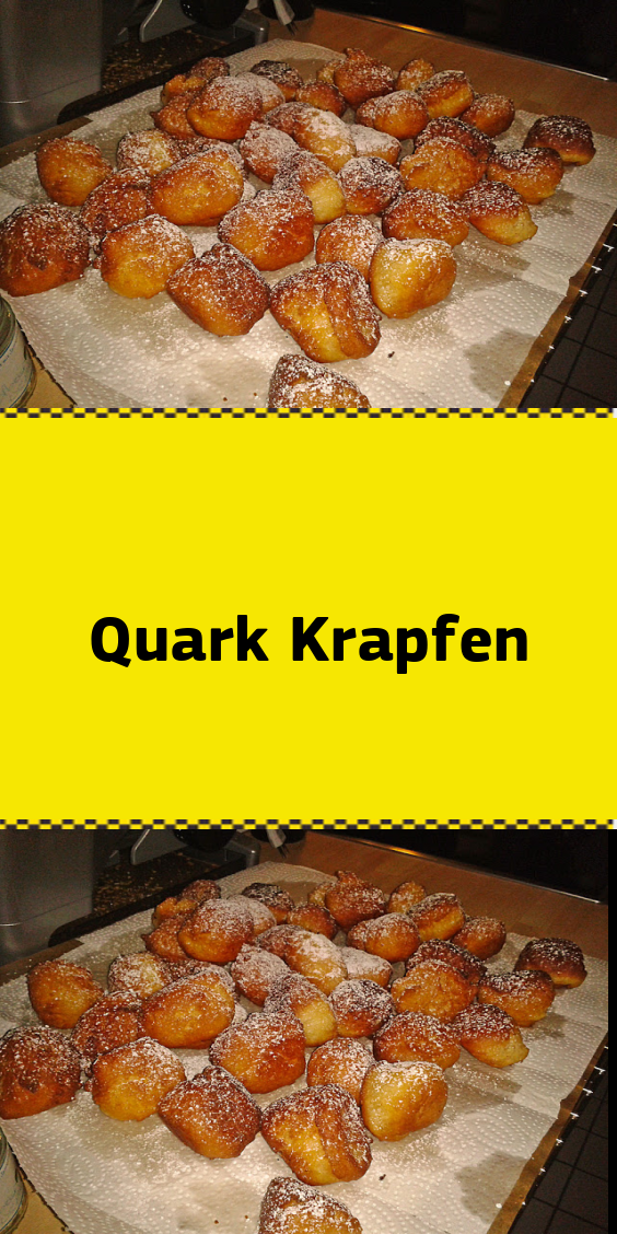 Quark Krapfen #grilleddesserts