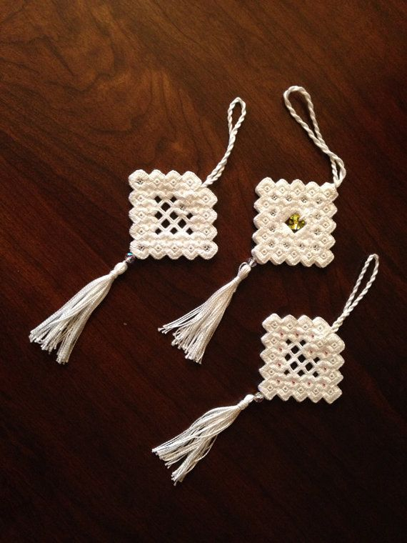 BluebirdSewingCottag  -  - on Etsy beautiful handmade crafts. Crocheted pieces and others! Great gifts for the holidays.