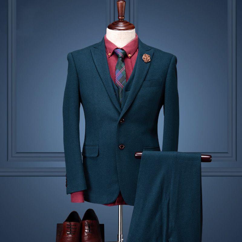 Aliexpress.com : Buy Cajerin 95%wool clothing autumn winter men ...
