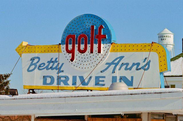 Betty Ann S Mini Golf Drive In Buzzard S Bay 1987 Buzzards Bay Three Bridges Golf