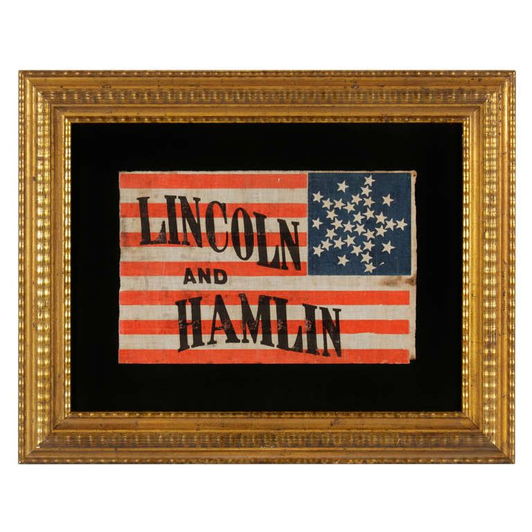 """33 Stars In An Interesting Variation Of The """"Great Star"""" Configuration Flag 
