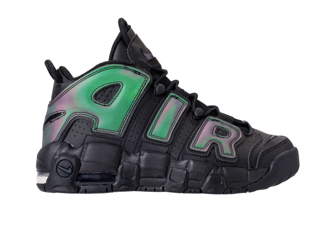 Nike Air More Uptempo GS Reflective Dropping On Black Friday