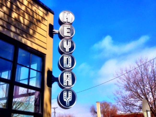 At Heyday Small Plates Are Flavorful Beautiful Full Of Fun Minneapolis