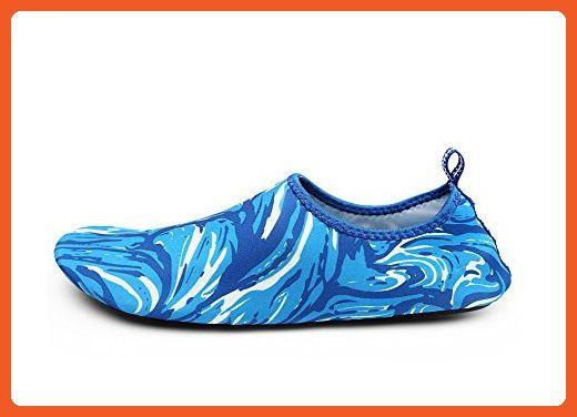 Ummaid Men Women Water Aqua Shoes Quick Drying Beach Swim Shoes For Pool Dive Kleidung & Accessoires Herrenschuhe