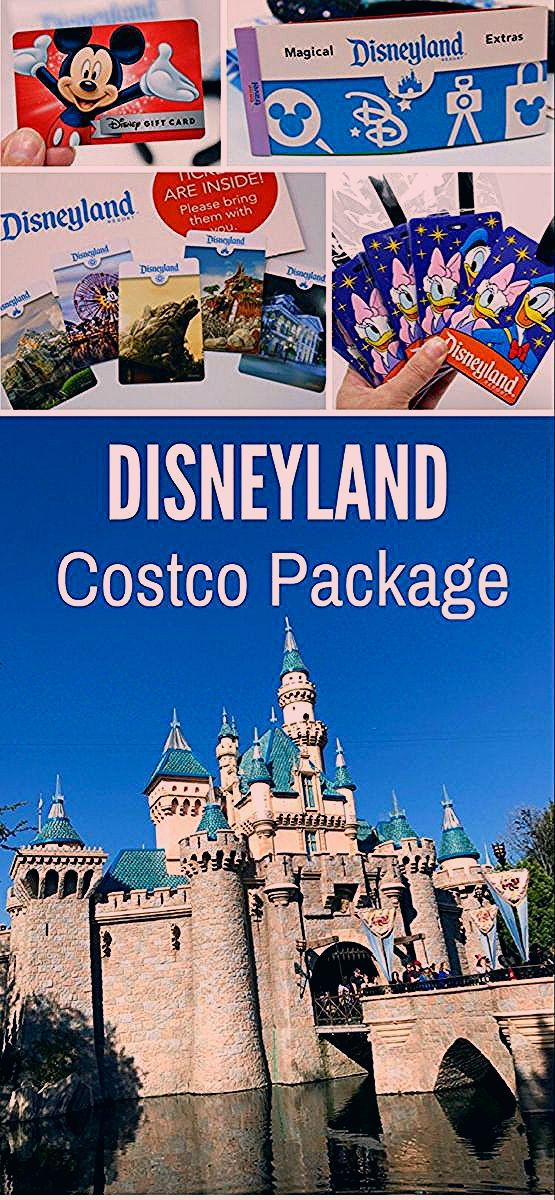 Photo of Costco Disneyland Tickets Package- Thrifty and Thriving