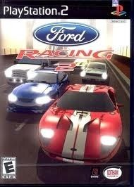 Ford Racing 2 Ps2 Game Ford Racing