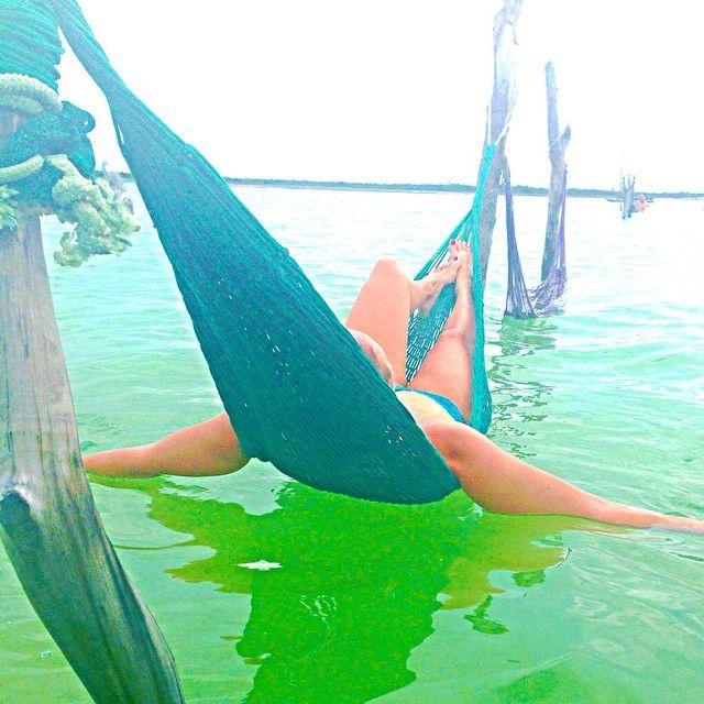 If all Monday's could feel like this  - Take me back!  #summer #summertime #summerwear #summerstyle #sunshine #style #ootd #hammock #ocean #lazy #sand #beach #beachbum #beachlife #happy #holiday #instabeach #instasummer #wanderlust #instatravels
