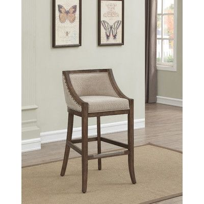 Darby Home Co Cormiers Counter Stool Size Counter Height Prepossessing Kitchen Counter Bar Stools Design Ideas