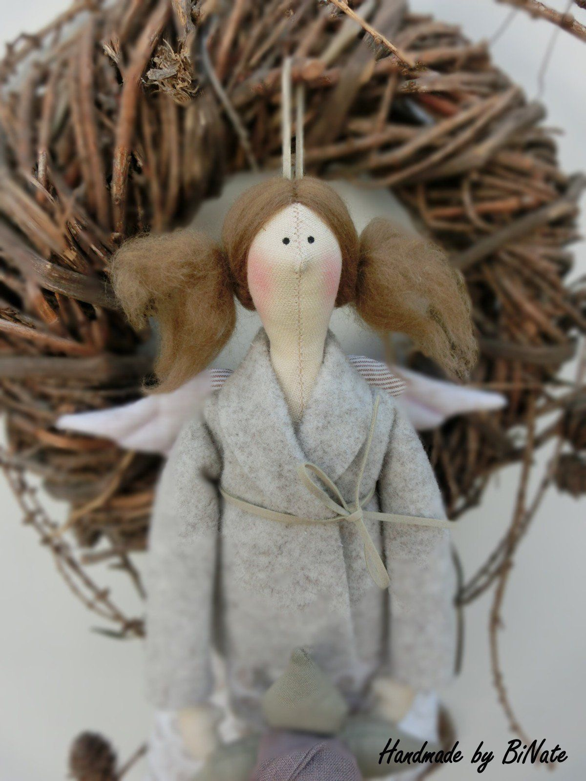 Angel Edwards Tilda Engel Tilda Etsy Und Handmade