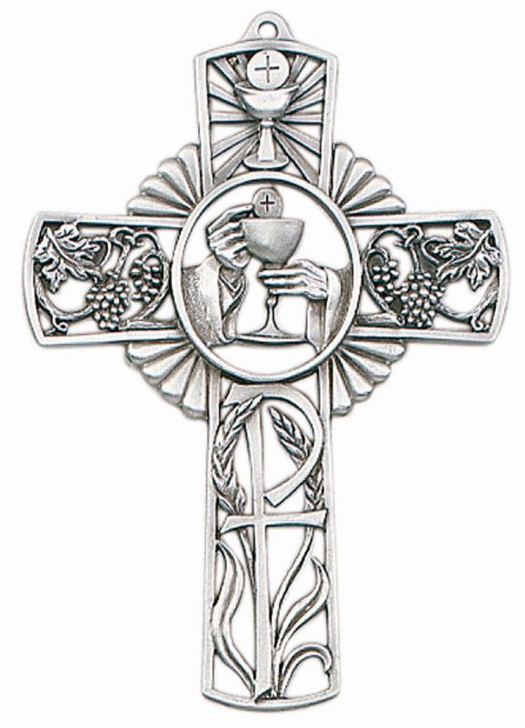fancy cross chalice - Google Search