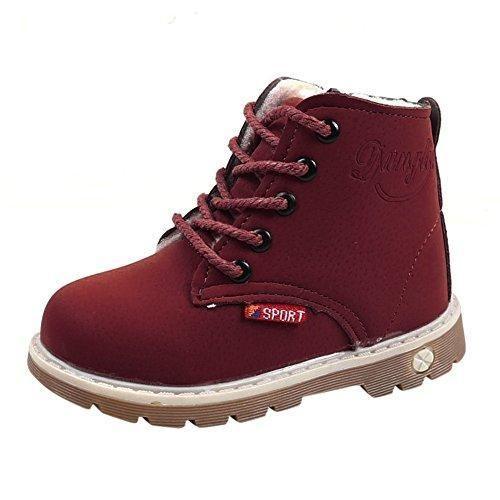 Invierno Gris Aterciopelado Negro Nieve Zapatos De Botas Caqui lF1KJc