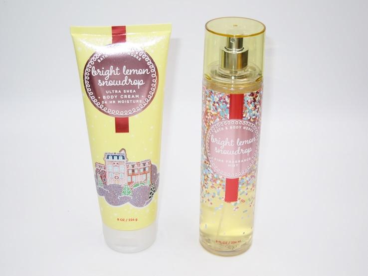 Bath & Body Works Bright Lemon Snowdrop Brings Hello Sugar Vibrations – Musings of a Muse
