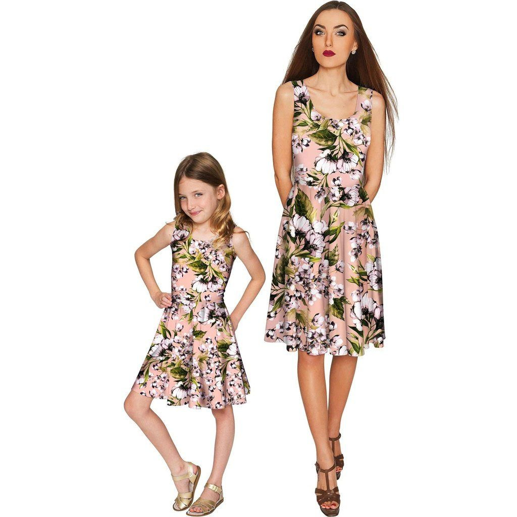 89c8d0fc3da Ooh Darling Mia Fit   Flare Skater Mother and Daughter Dress