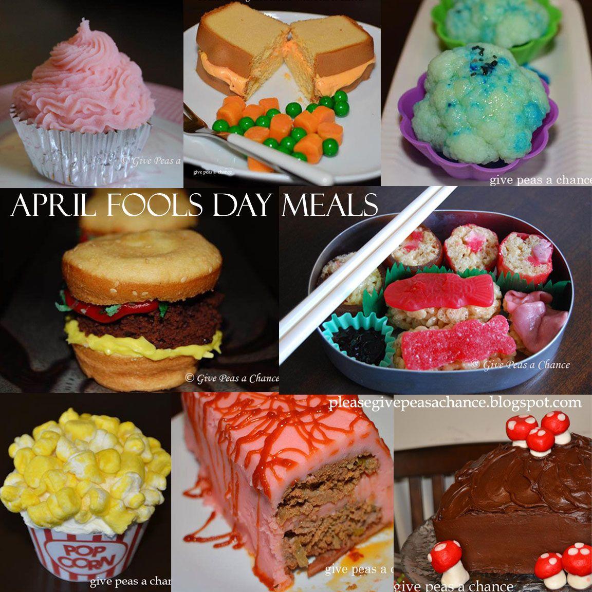 Manic Monday- April Fools #dessertsushi
