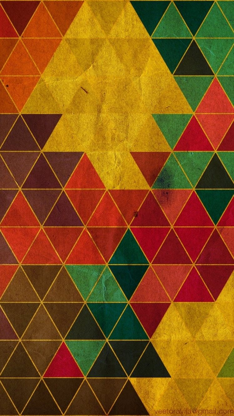 cool warm colors iphone 6 wallpaper 34539 - abstract iphone 6