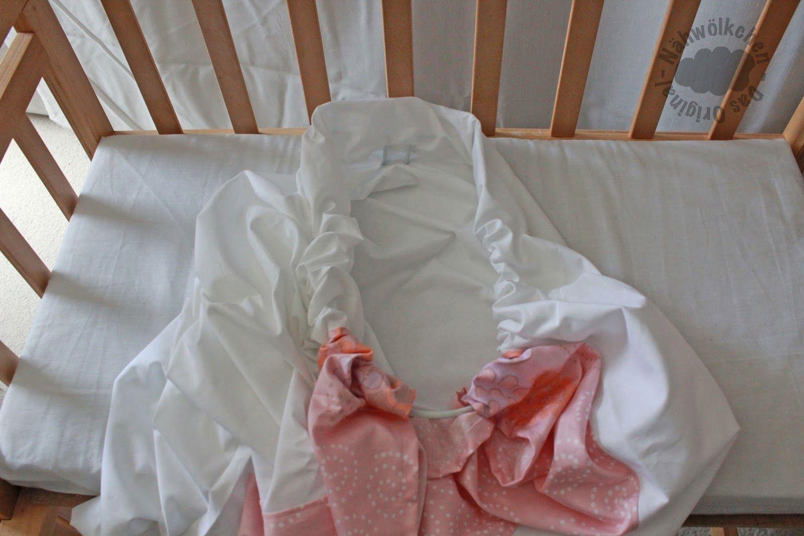 Babynest selber machen u nähanleitung u frau diy