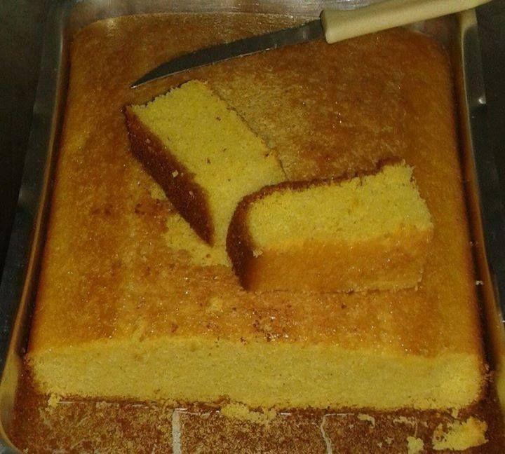 Veja A Deliciosa Receita De Bolo De Farinha De Milho No