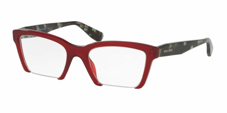 Miu Miu MU 04NV - Rasoir Eyeglasses | Pinterest | Miu miu ...