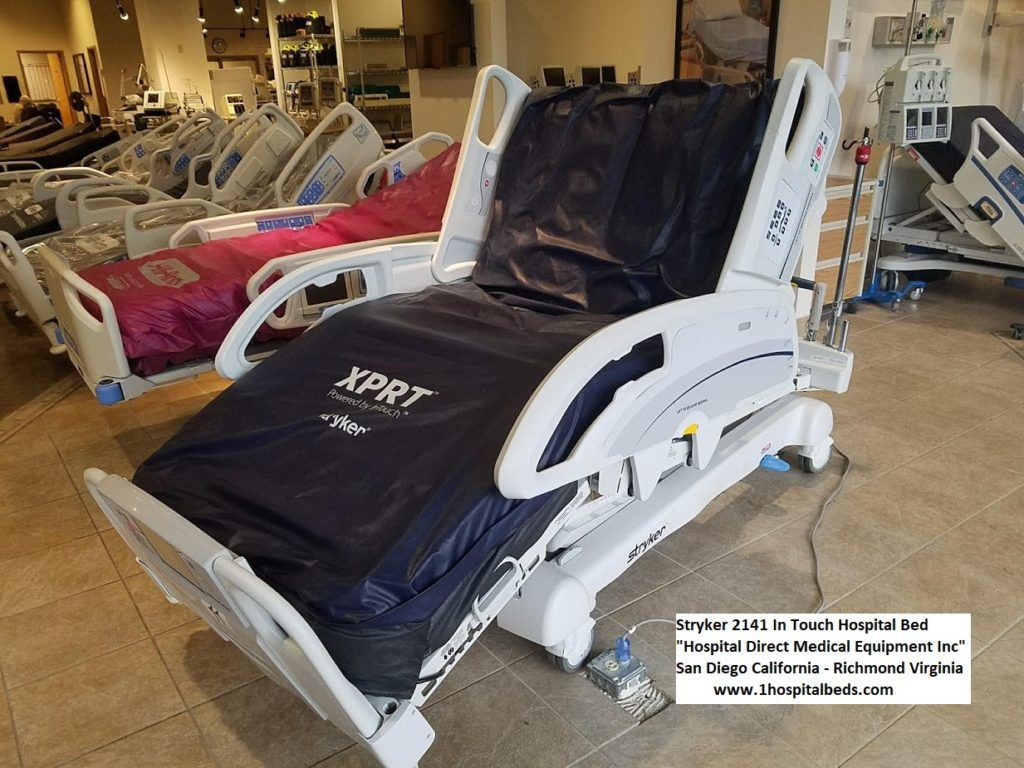 Stryker InTouch Bed Bed, Hospital bed, Bed price