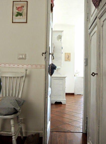 Anna's romantic bedroom