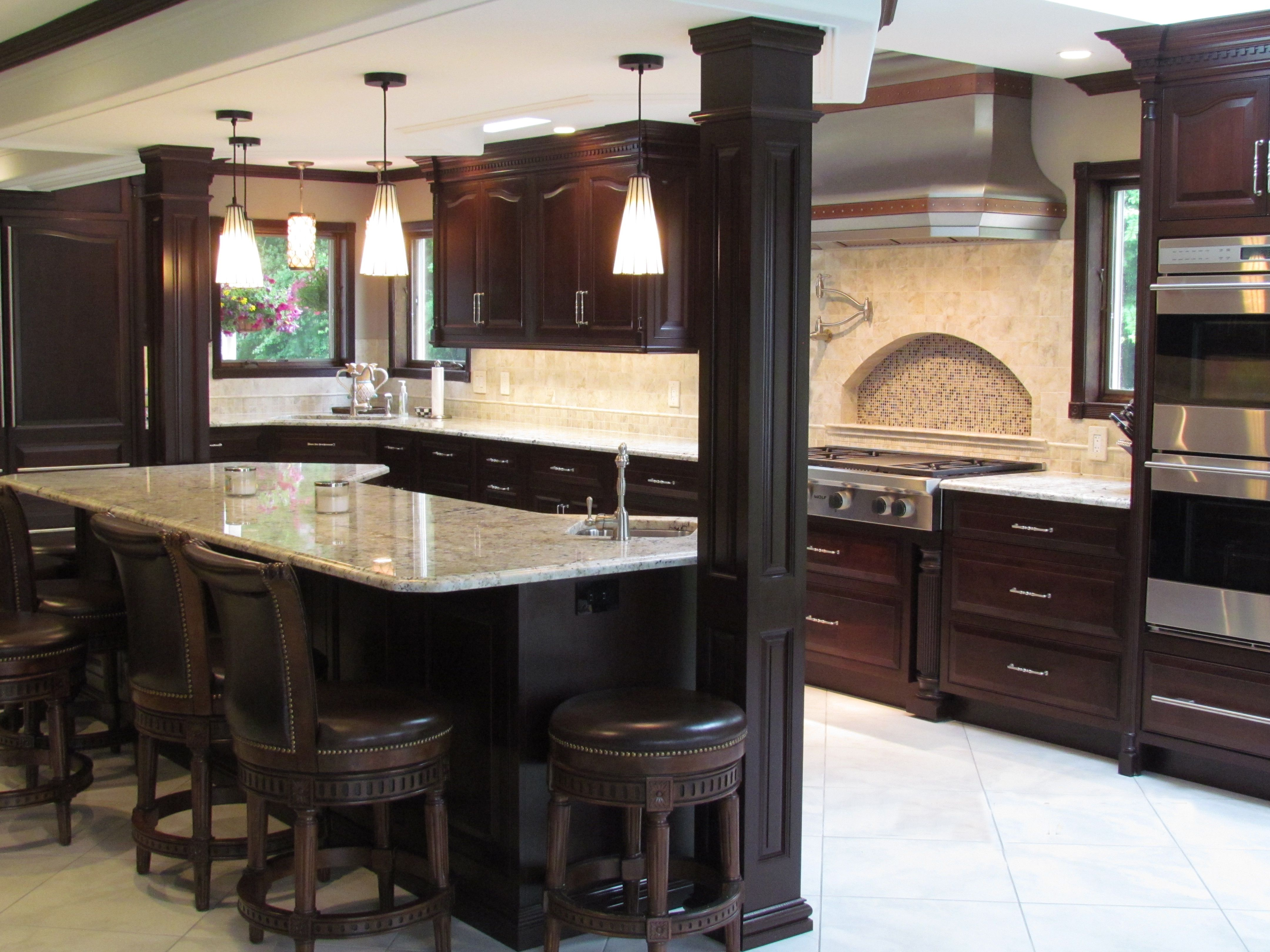 Pin by Kitchen Express, Inc. on Cherry Cabinets | Cherry ...