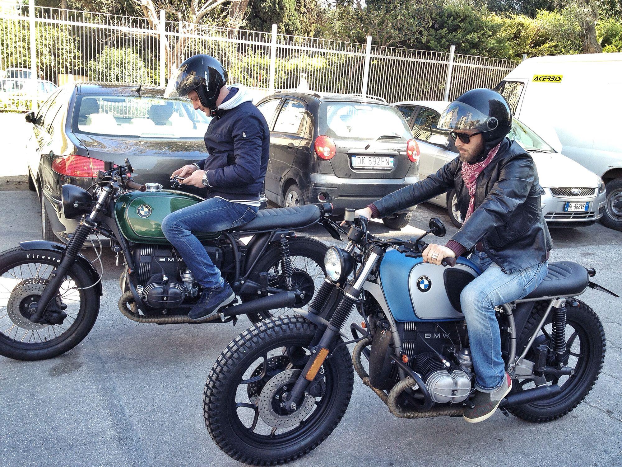 #Motorecyclos Boxer Brit and Motorecyclos Boxer Steel