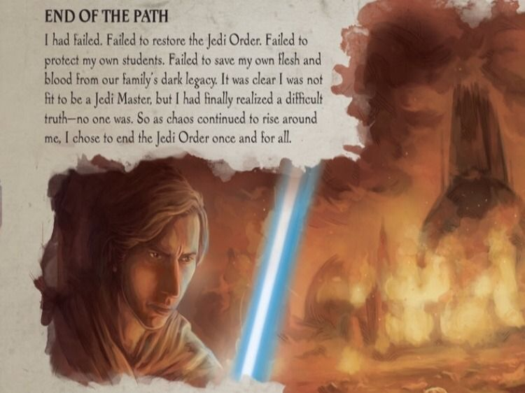 Padawan Ben From The Upcoming Book The Secrets Of The Jedi Narrated By Luke Skywalker Star Wars Website The Secret Book Romantic Films