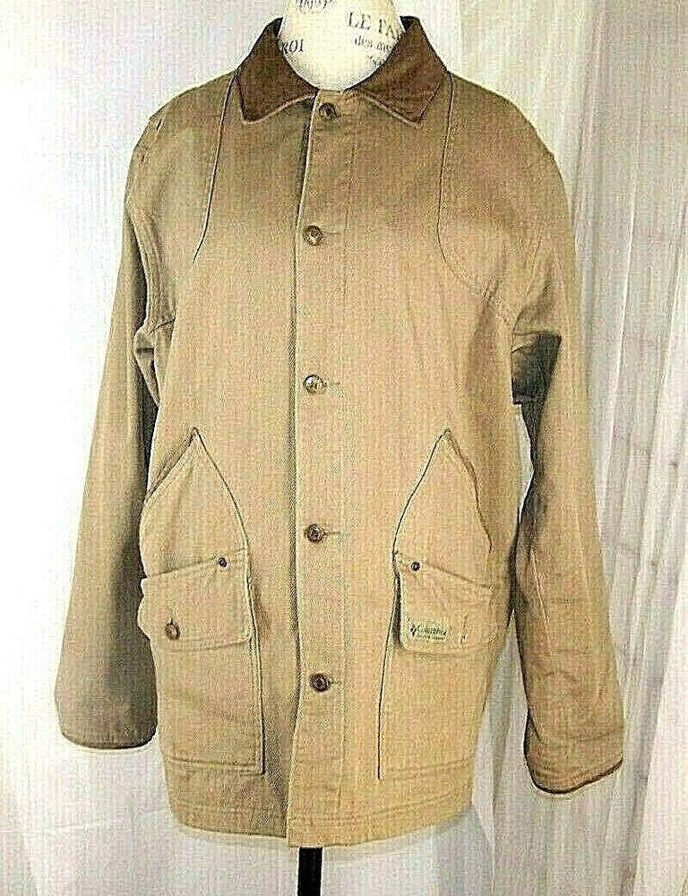 New Authentic USMC US Marine Corps Khaki Dress Shirt Long Sleeves Med 15.5 x 35