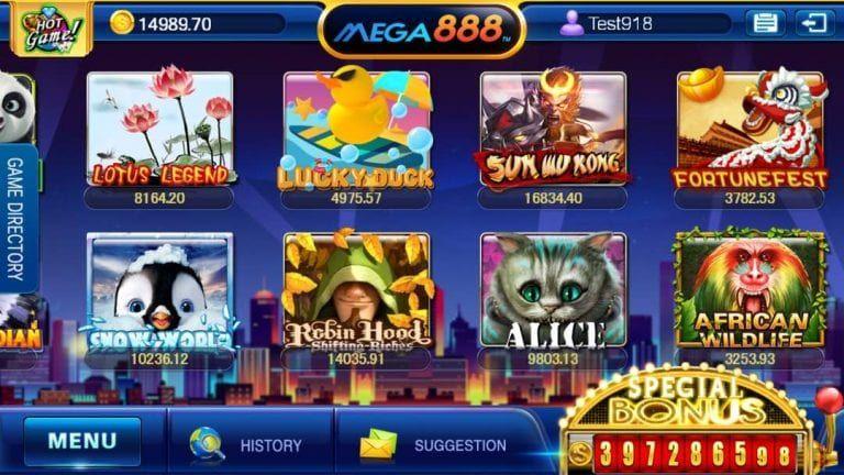 Mega888 Download | Register Mega888 | Mega888 Login