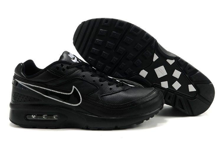 Nike Air Max Classic BW Black White Black Shoes for Men Hot