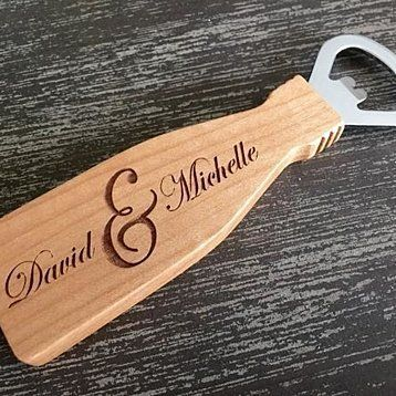 One Or Two Personalized Serving Boards From American Laser Crafts