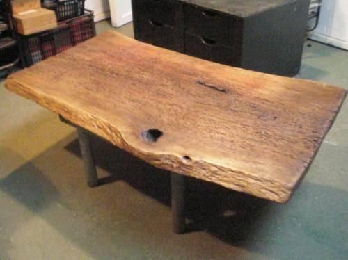 mesas madera rustica buscar con google - Mesa De Madera Rustica
