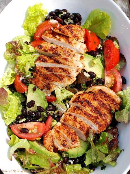 Gesunde salat rezepte zum abnehmen
