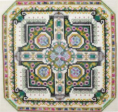 Mini Mandala Mystery 02 by Chatelaine - $93.35 for pattern plus kit