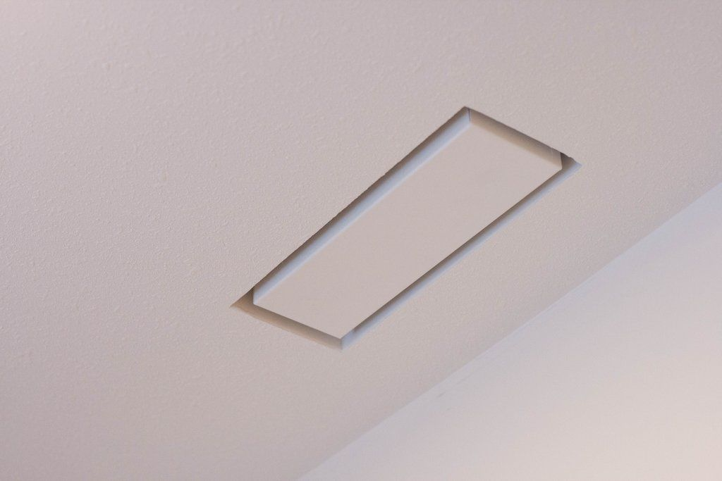 Clean Air Return And Vents Drywall Pro 4 X 10 Aria Vent