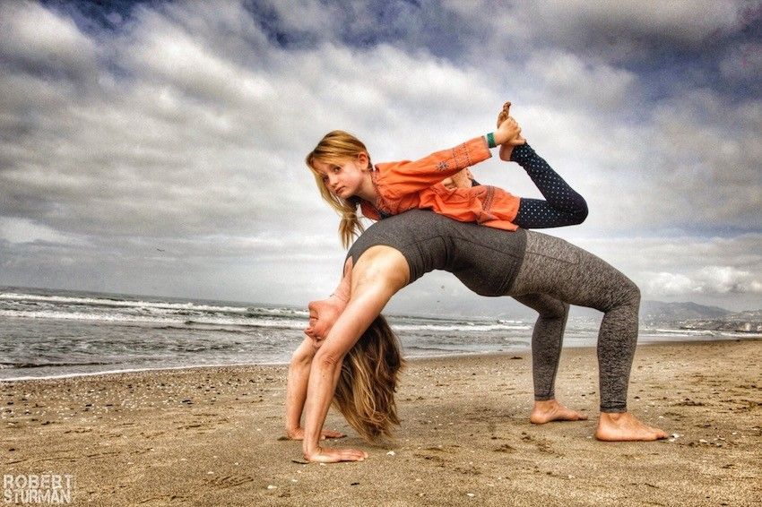 Mother S Day Yoga 17 Photos That Will Warm Your Heart Yoga For Kids Yoga Story Family Yoga